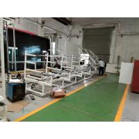 Quality Compact Structure Spacer Bending Machine , 12 Sets Of Racks Green Color wholesale
