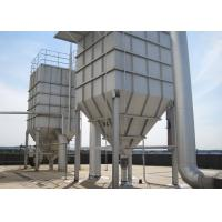 Quality Hydraulic Dust Removal Equipment , Cyclone Dust Collector Energy Saving wholesale