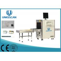Quality 600 * 400mm X Ray Baggage Scanner Machine , Airport Security Scanners For Parcel wholesale