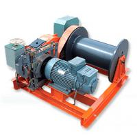 Quality Low Speed Electric Wire Rope Winch For Hoisting 2 Ton - 10 Ton wholesale