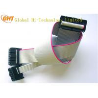 Quality 2.54mm Pitch IDC Connectors Ribbon Cable For Computer Monitor 16 Pin Male To Female wholesale