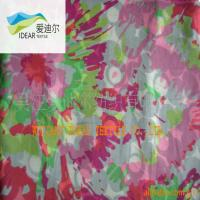 Quality 100% Polyester Chiffon Fabric with competive price wholesale