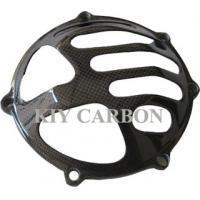 China Carbon fiber clutch cover for all Ducati on sale