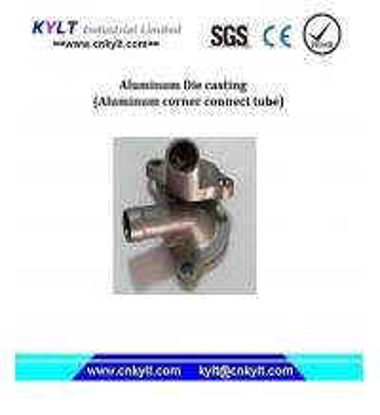 aluminum die casting bushing tube