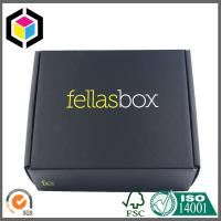China Glossy Colored Corrugated Shipping Box; Heavy Duty Cardboard Mailing Box on sale