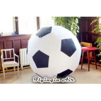 Quality Large Inflatable Football Model for Football Match Decoration wholesale