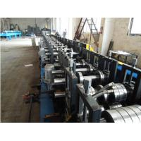 Quality Hydraulic De - coiler Cable Tray Roll Forming Lines 7.0 Tons wholesale
