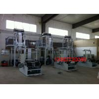 Cheap High And Low Pressure Film Blowing Machine Film Extruder Machine For Shopping Bags for sale