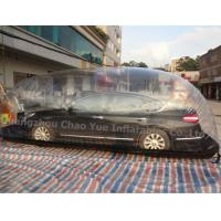 Quality 2015 Popular Inflatable Car Cover for sale wholesale