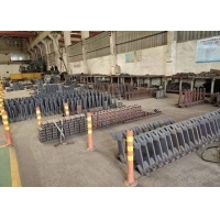 China Wear Resistant Asphalt Mixing Arm 0.02mm Precision Cast Parts on sale