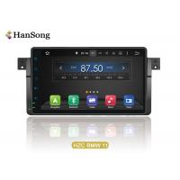 Quality BMW E46 B Android Head Unit  Entertainment  System Professional Android OS 8x wholesale