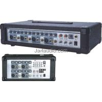 Quality Cabinet DJ Power Mixer , Stereo Music PA Audio Mixer Console wholesale