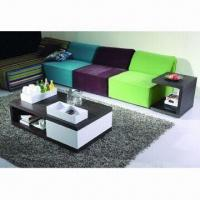 Buy cheap Coffee Table with MDF and High Glossy Painting from wholesalers