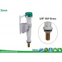 Quality ABS Pro Toilet Bottom Entry Fill Valve Easy To Adjust Working Water Level wholesale