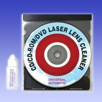 China Full-Auto Laser Lens Cleanser for CD/DVD/VCD/CD-ROM on sale