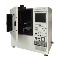 Quality Standard ISO5659-2 Flammability Test Apparatus Smoke Density Test of Plastic Material wholesale