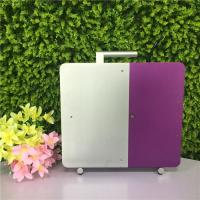Quality Purple Electric Stand Alone Hvac Scent Diffuser Machine For 1000 Sqaure Meter wholesale