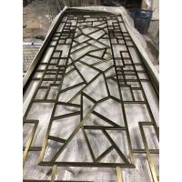 Quality China Architectural Metal Fabrication Metal Work Including Installation site wholesale