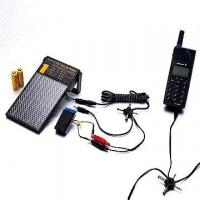 China 3/6/9/12V Solar Power Battery Charger with LED Indicator on sale