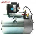 Quality Carbon Brush Hydraulic Pump Motor 12 V 1.6 KW 114mm O.D. 6N.M Torque wholesale