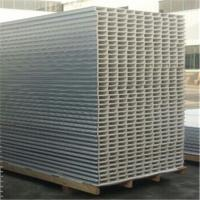 Quality 50mm thermal insulation glass magnesium sandwich panel for wall panel wholesale