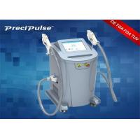 Quality Painless IPL Hair Removal Equipment For Beauty Salon With Flyer Point Mode wholesale