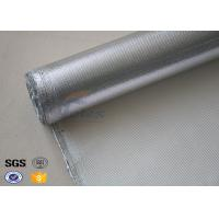 Quality Recyclable Aluminum Coated High Silica Fabric Fiberglass Fire Retardant wholesale