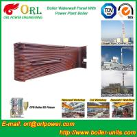 Quality Power Station Boiler Water Wall Natural Circulation High Temperature wholesale