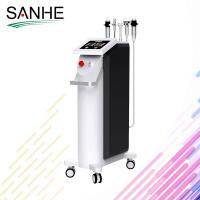 China NEW Micro needle rf machine for skin tightening face left / fractional rf microneedle rf machine on sale