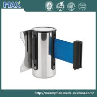 China High Quality Wall Mount Retractable Belt Barrier on sale