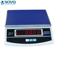 Table Top Accurate Digital Scale Square Electronic Platform Low Battery for sale