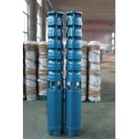 Quality High Efficiency Horizontal Deep Well Submersible Pump 380 / 440 / 660 Voltage wholesale