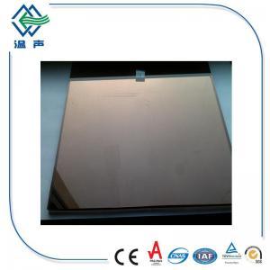 Quality 3mm-12mm Decoration Low - e glass , Building bathroom window glass wholesale