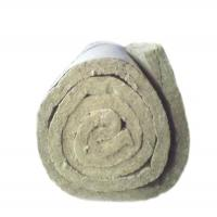 China China Building Material Fireproof Rock Wool Insulation Blanket on sale