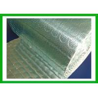 Quality Honeycomb Double Air Bubble Foil Roll Fire Rating Class1 Heat Insulation Blanket wholesale
