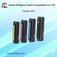 China Compatible for Canon cartridge 322M toner cartridge on sale