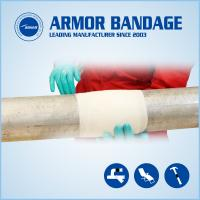 China Fast pipe repairing armor wrap tape household tools repair bandage on sale