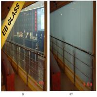 Quality pdlc glass for residential homes/ slide door/ slide glass  EB GLASS wholesale