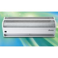 China Entryway Hot Water Air Curtain / Water Source Heating and Cooling Air Curtain on sale