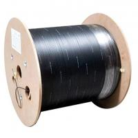 Buy cheap Fiber Drop Cable Outdoor 1 2 4 Core G652 G652d G657a G657a2 Ftth Single Mode from wholesalers