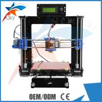 Cheap Prusa Mendel i3 pro 3D Printing Kits Fused Filament Fabrication 520*420*240 cm for sale