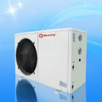 Quality 80℃ High Temperature Air To Water Heat Pump Hot Water Heater With LCD Finger Touch wholesale