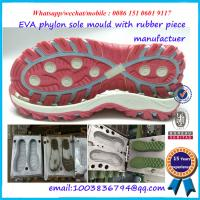Quality Safety Performance Shoe Sole Mold Die Casting Single / Multi Cavity wholesale