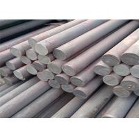 China Readily Weldable Hot Rolled Round Bar , Mild Steel Round Well Formability  Ductility on sale