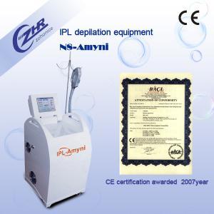 Intensive Pulse Light IPL Hair Removal Machines 480 NM For Skin Rejuvenation