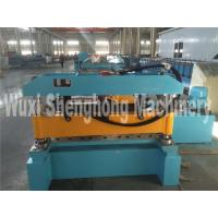 Quality 27.5-35.5Kw Floor Decking Forming Machine / Steel Roll Forming Equipment For Floor Bearing Plate wholesale