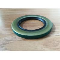 Quality Double Lip Trailer Grease Seals , NBR HNBR Material Oil Bath Hub Seals Auto Parts wholesale