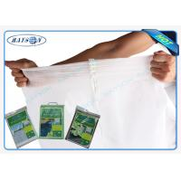 Quality Extra Width Weed Block Landscape Fabric Packing With Bag / White / Black Color With UV Protection wholesale