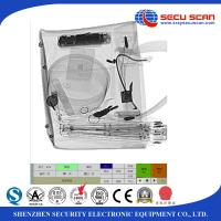 Quality Airport Security X Ray Baggage Scanner For Hotel Handbag Scan wholesale