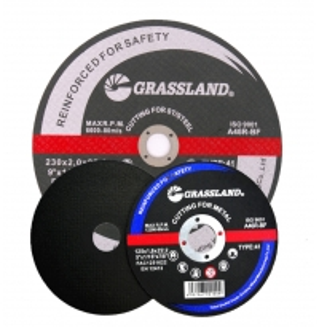 Quality 125mm 5 Inch Metal 1X22.2mm Grinder Abrasive Disc wholesale